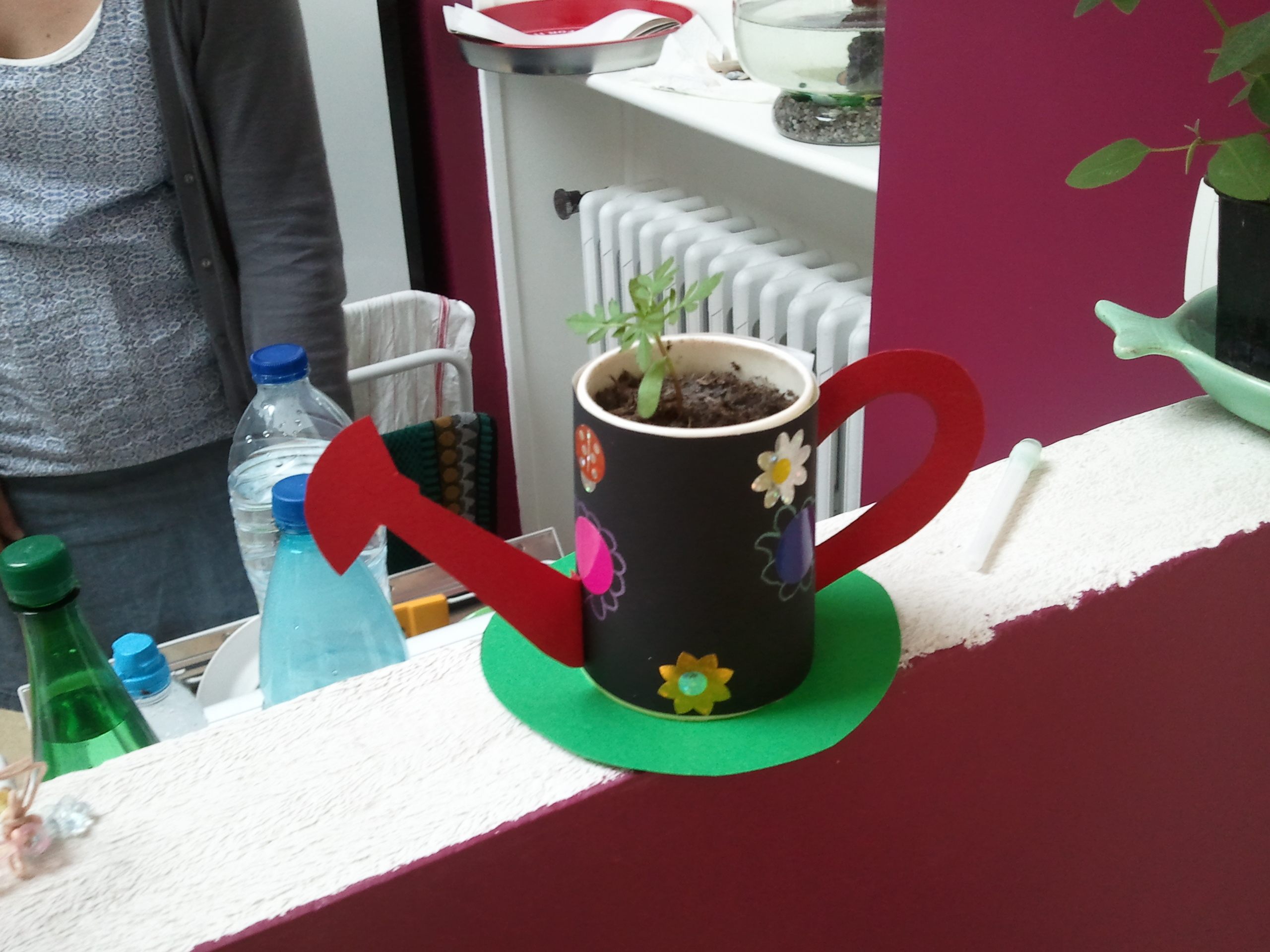 Jardinage aamcr rambouillet assistante maternelle nounou - Activite manuelle jardinage ...